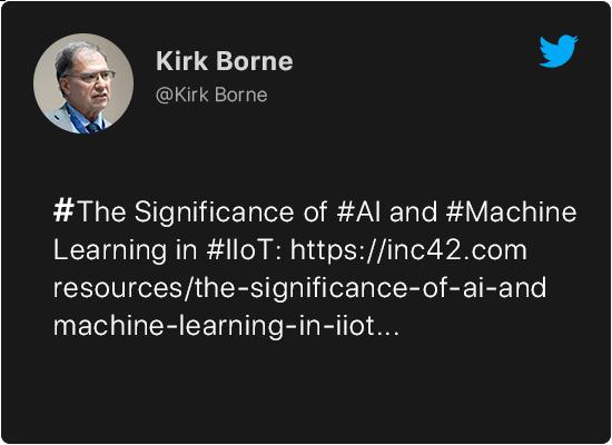 Kirk Borne on Startups