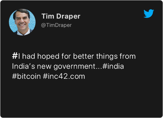 Tim Draper on Startups