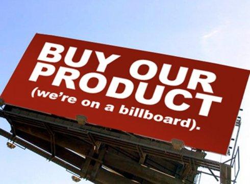 startup advertising
