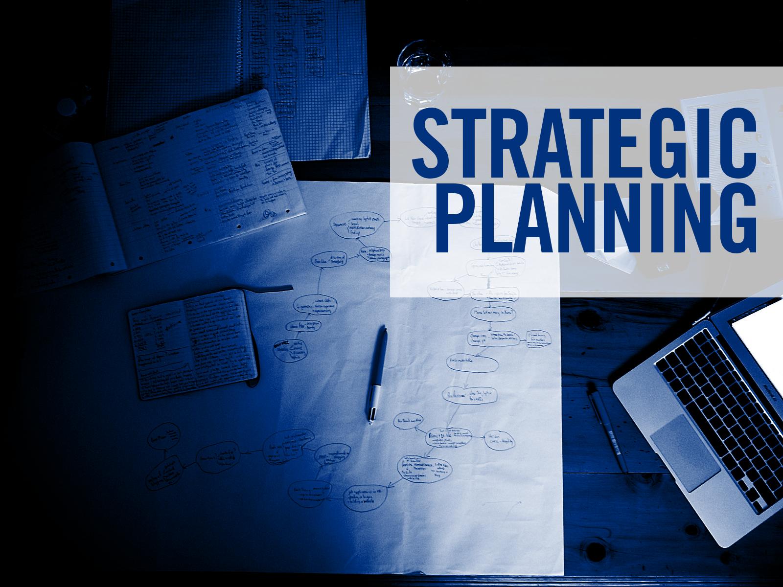 strategi planning