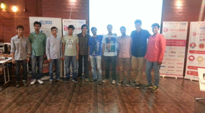 StartupDash Pune Winners