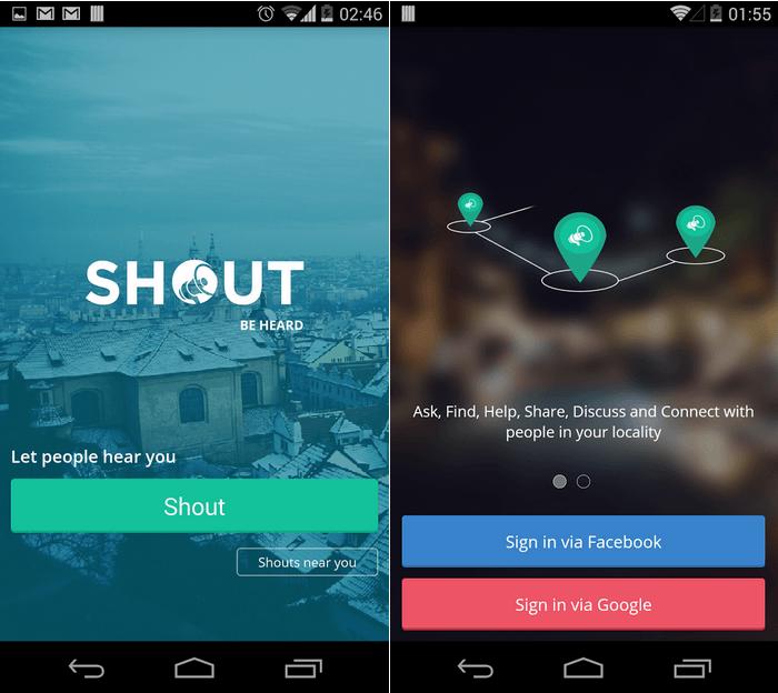 shout-app