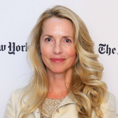 Laurene Powell Jobs & family