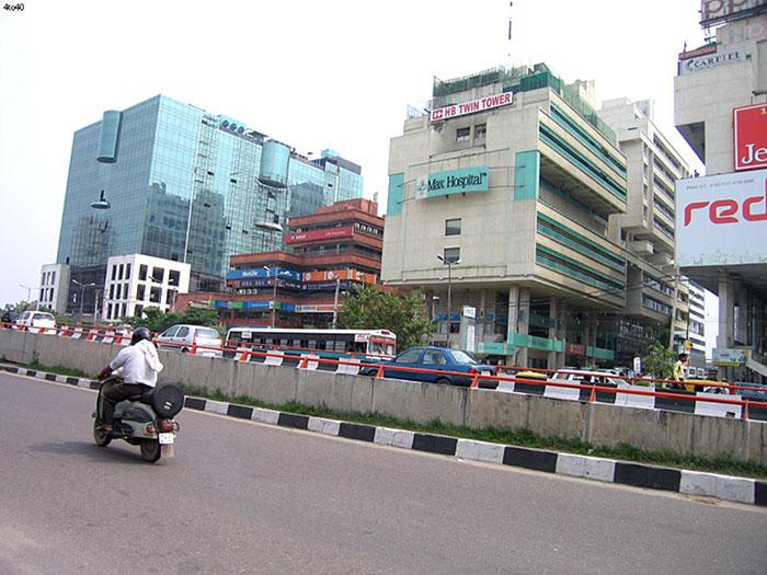 The Pitampura Boulevard