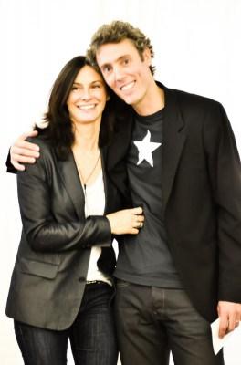 Thomas Korte & Carine Magescas
