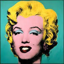 "Andy Warhol; ""Marilyn Monroe"" (1962)"