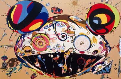 """Takashi Murakami; """"Tan Tan Bo"""" (2001)"""