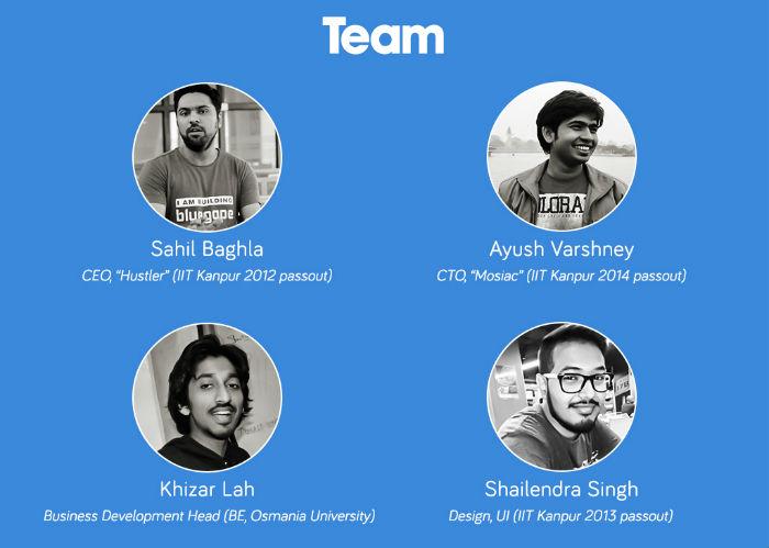team bluegape