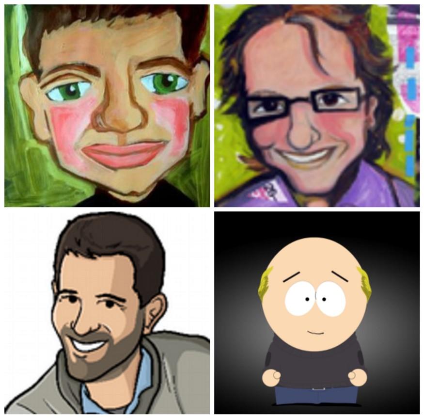 tech investors twitter avatar
