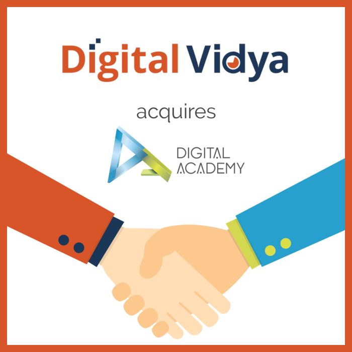Digital Vidya Acquires Digital Academy India