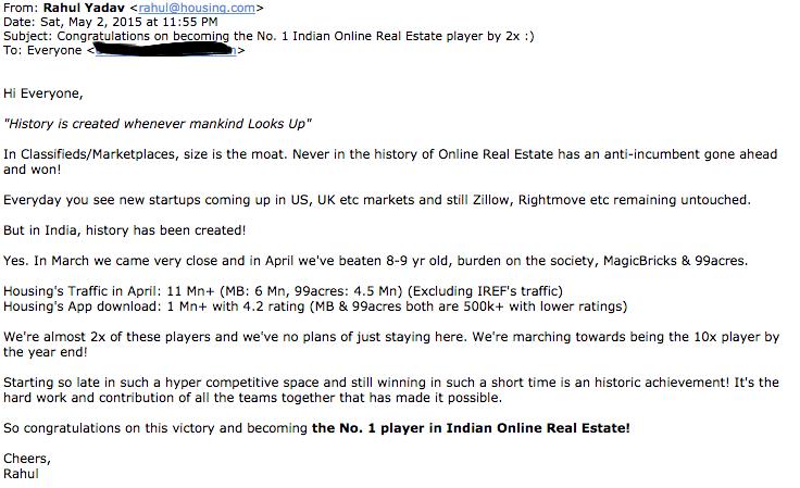 rahul yadav letter