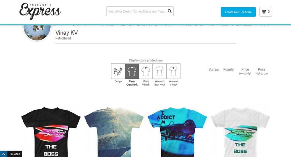 Designer-Store