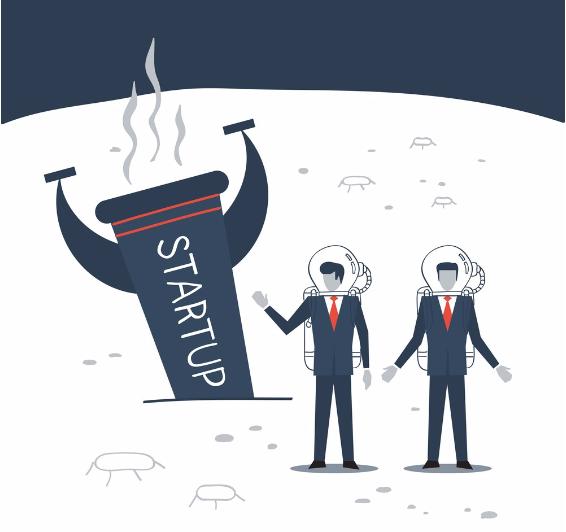 startup failed