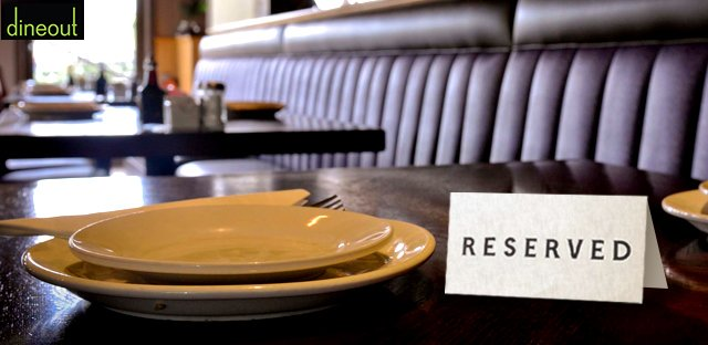 Now Book Your Table At Elite Restaurants With Dineout Plus