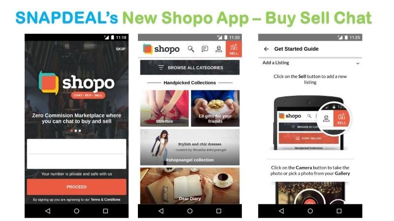 Snapdeals-New-Shopo-APP 1