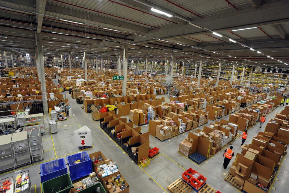 Flipkart Starts Selling Warehouse Space To Sellers Against