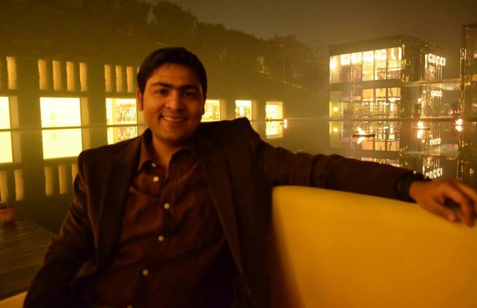 Divyashish Jindal, co-founder, TestRocket