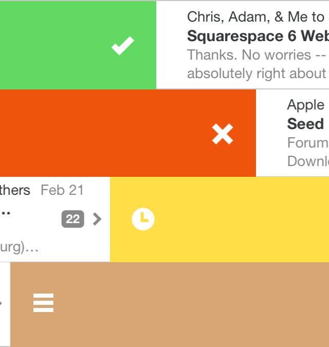 Mailbox-icons