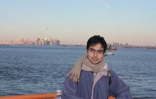 Nikhil Wason, co-founder and CEO, Cardback