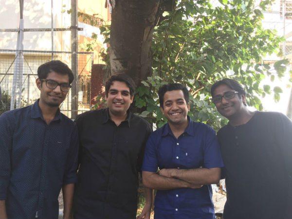 Hemesh Singh, Gaurav Munjal, Roman Saini, Sachin Gupta