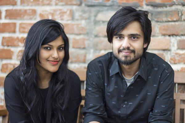 Co-founders Ankiti Bose & Dhruv Kapoor