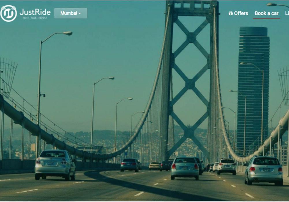 justride-drivezy-car rental-marketplace