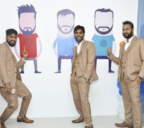 co-founders-wittyfeed-l-r-parveen-singhal-vinay-singhal-shashank-vaishnav