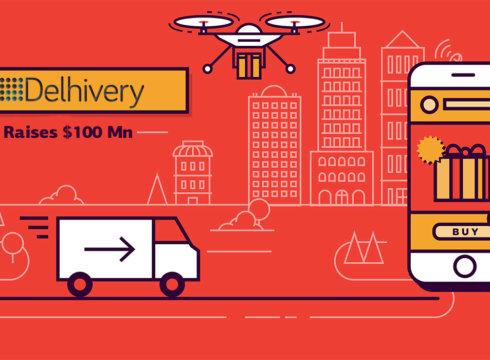 Delhivery Raises $100Mn