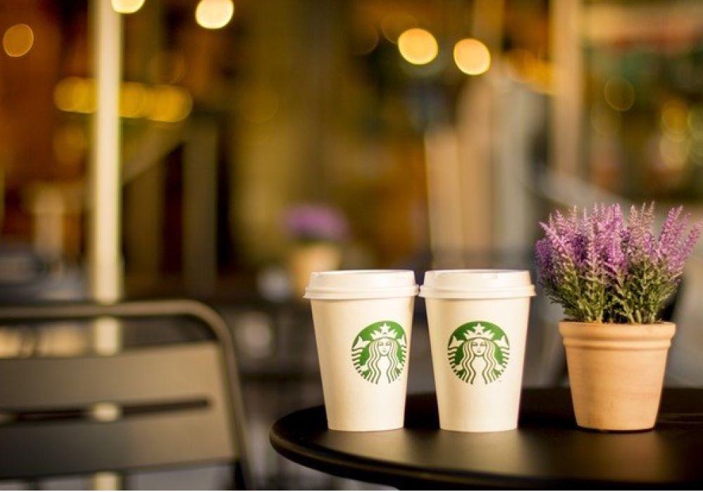 Starbucks Brand Design