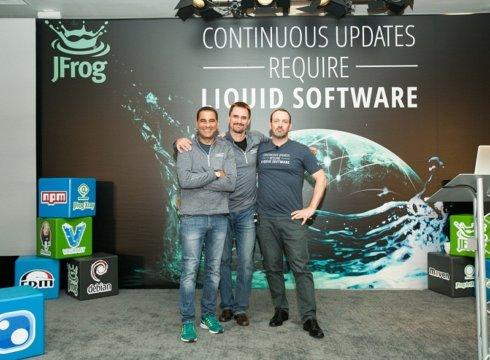 jfrog-cloudmunch-DevOps-acquisition