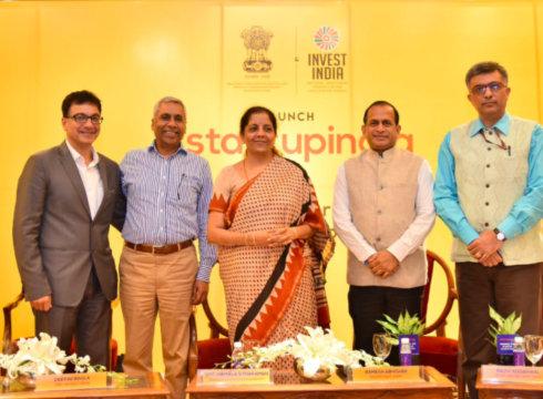 Startup India Hub-Startups