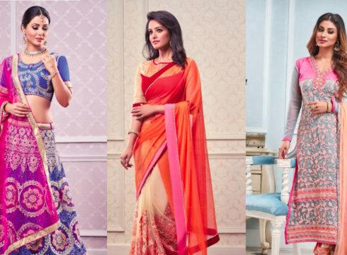 flipkart-fashion-ethnic wear-private label-women