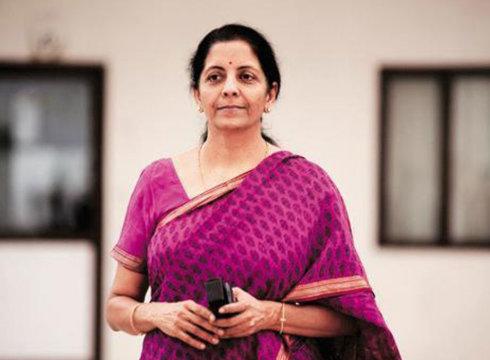 nirmala sitharaman-indian startups
