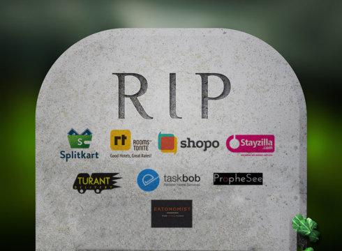 startup shutdown-india-2017