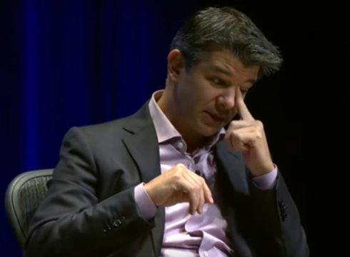 uber-travis kalanick-benchmark capital