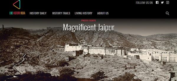 live history india-mini menon