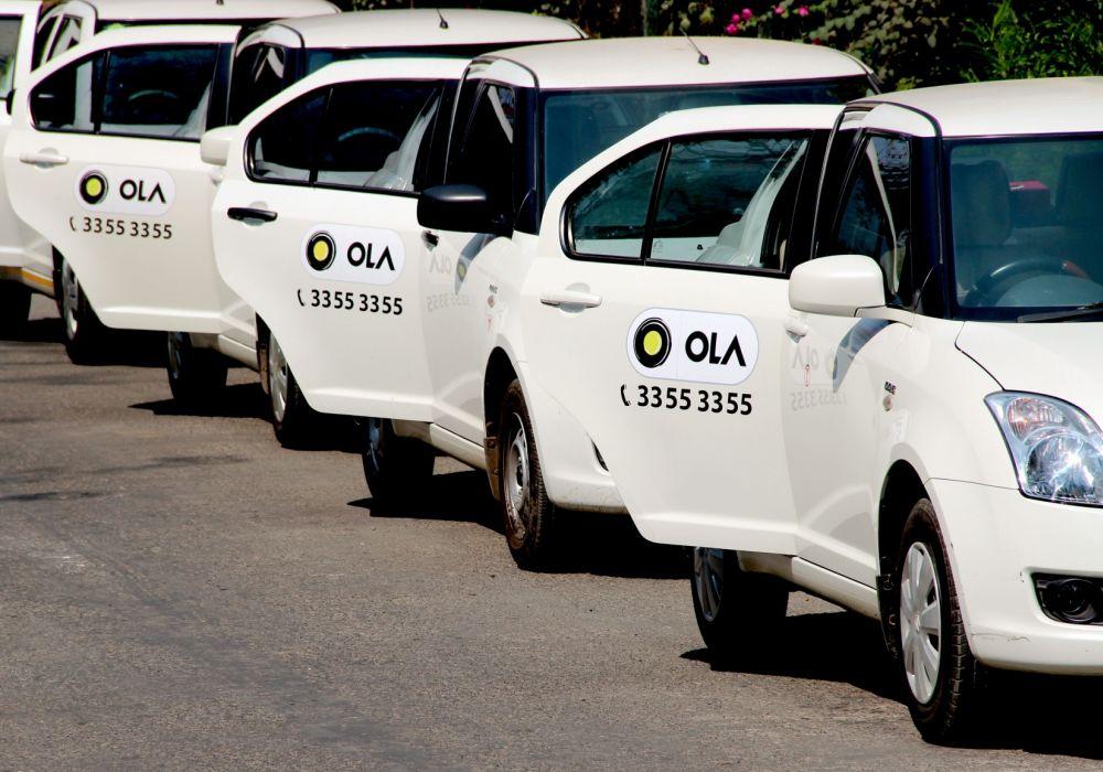 ola-microsoft-cab aggregator