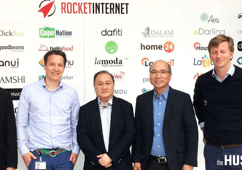 rocket internet-samwer
