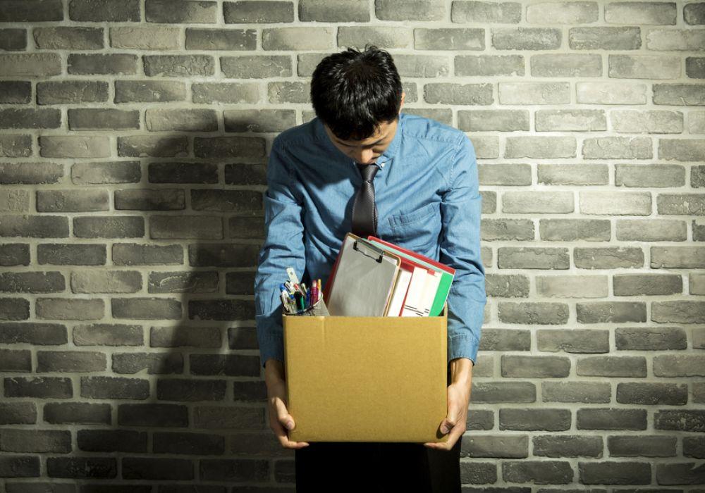 losing your job-aftermath