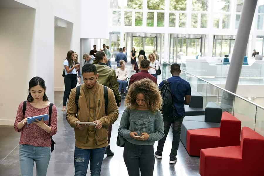 mobile app design-millennials