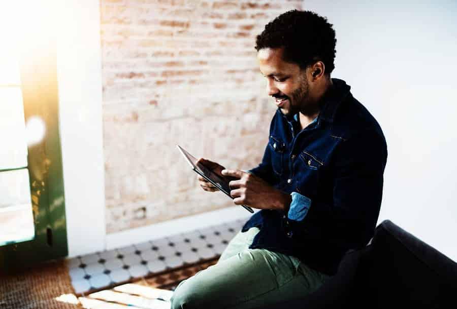 tablet-mobile design trends
