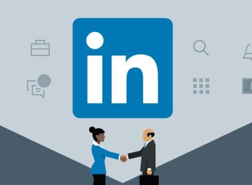 linkedin-sebi-social networking-fundraising-companies act