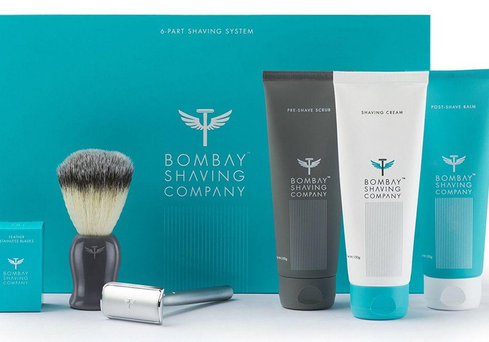 male grooming-bombay shaving-fireside