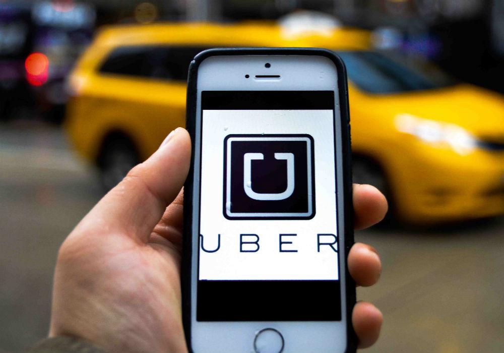 indian startup-pitch deck-uber-cab aggregation