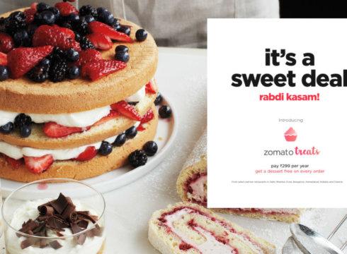 zomato treats-foodtech-unicorn-subscribers