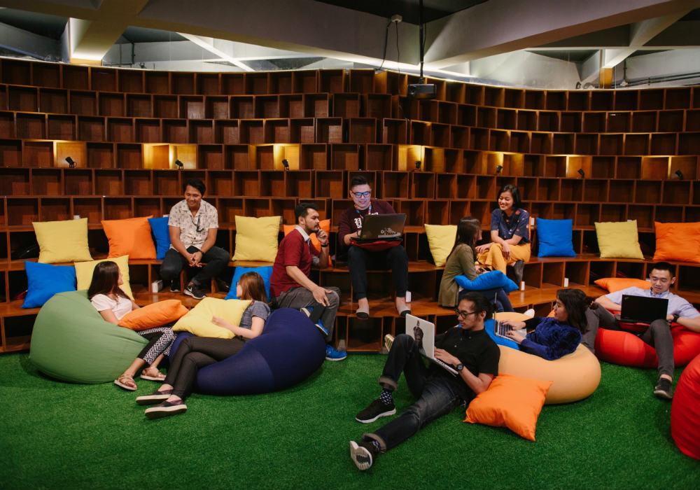 Ev Hive-Intudo ventures-coworking space-indonesia