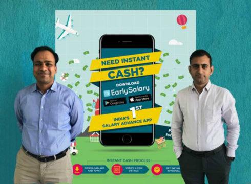earlysalary-fintech-funding