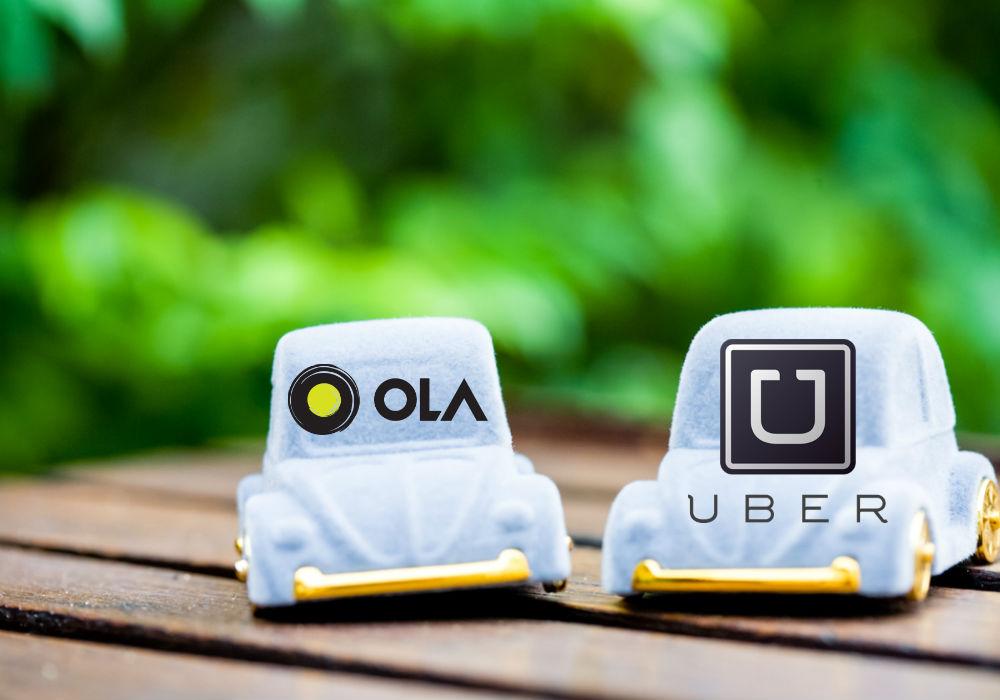 ola-uber-softbank-rajeev misra