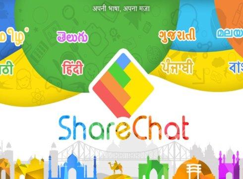 sharechat-social networking-regional language-xiaomi-funding-app