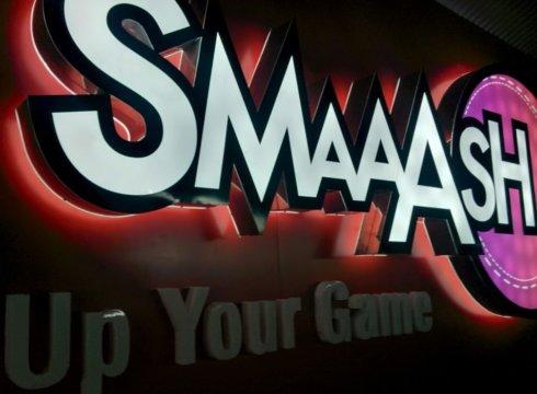smaaash-sachin tendulkar-funding-entertainment company-ecl finance